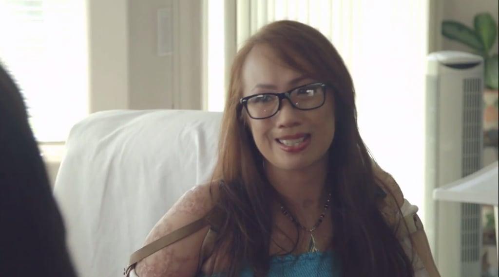 Karen's Touching Video