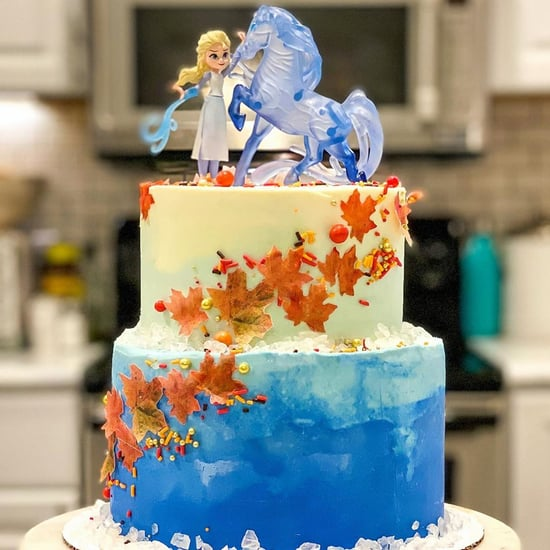 Disney Frozen Birthday Cake Ideas