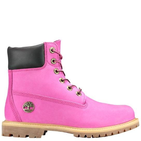 Limited Release Susan G. Koman 6 inch Premium Waterproof Boots