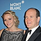 Prince Albert and Princess Charlene were together for a night out in NYC.