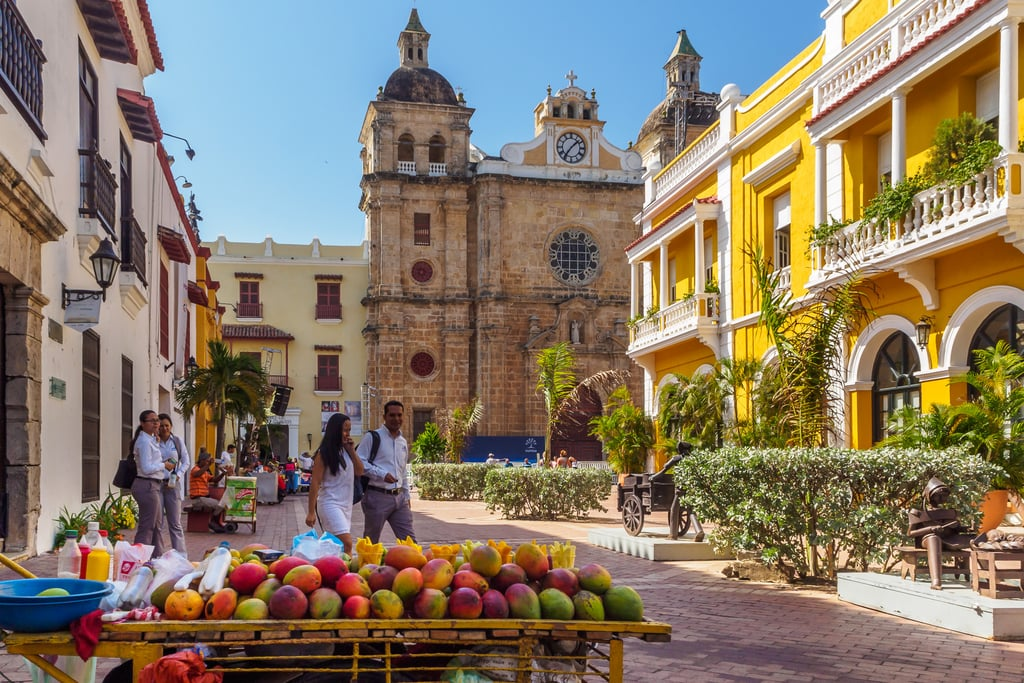 Cartagena Colombia Beautiful Places In Latin America