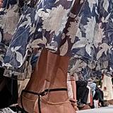 Oscar de la Renta Shoes on the Runway at New York Fashion Week