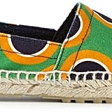 Dsquared2 Circle Print Espadrilles ($225)