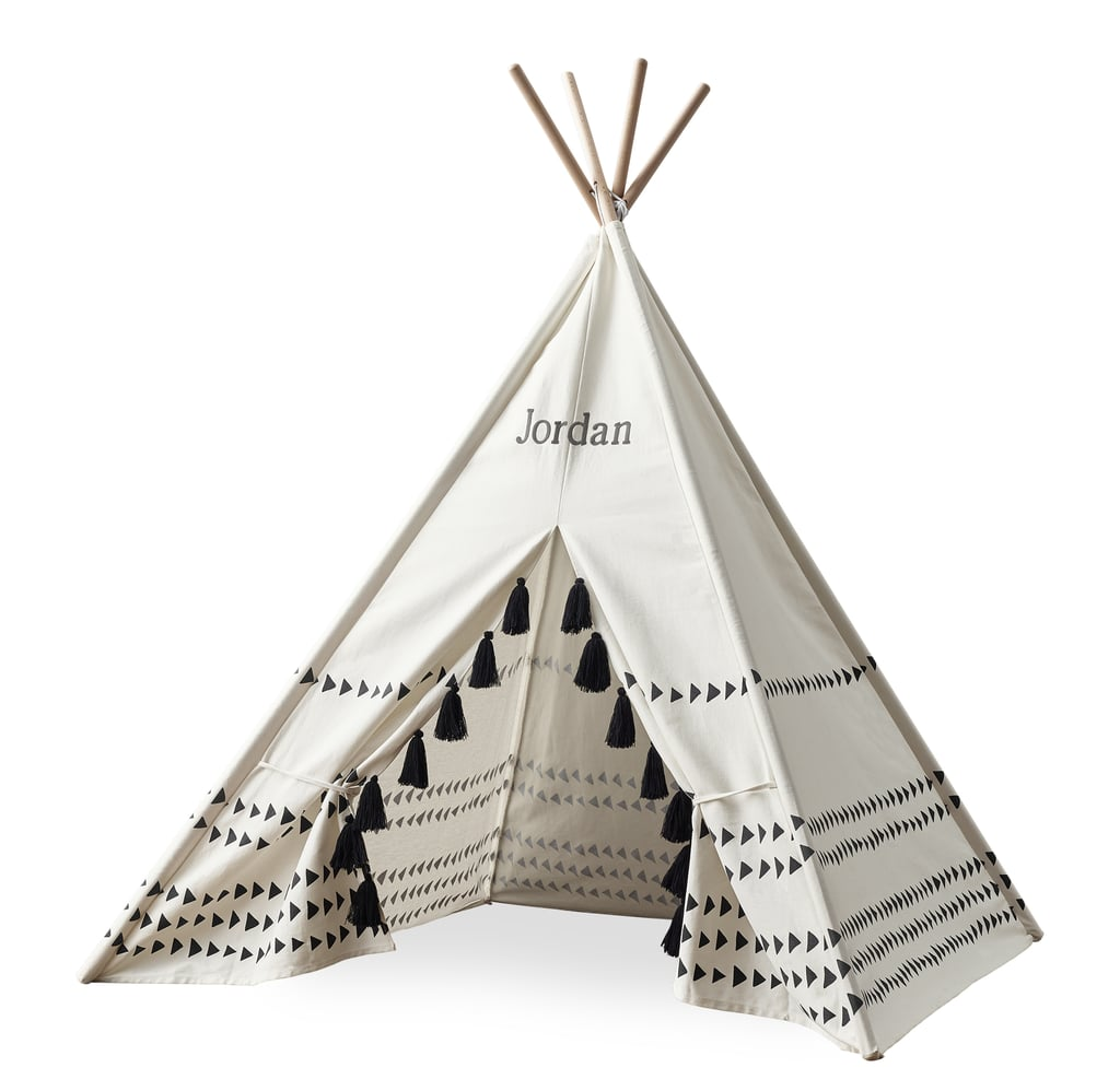 RH Baby and Child Mali Printed Canvas Teepee