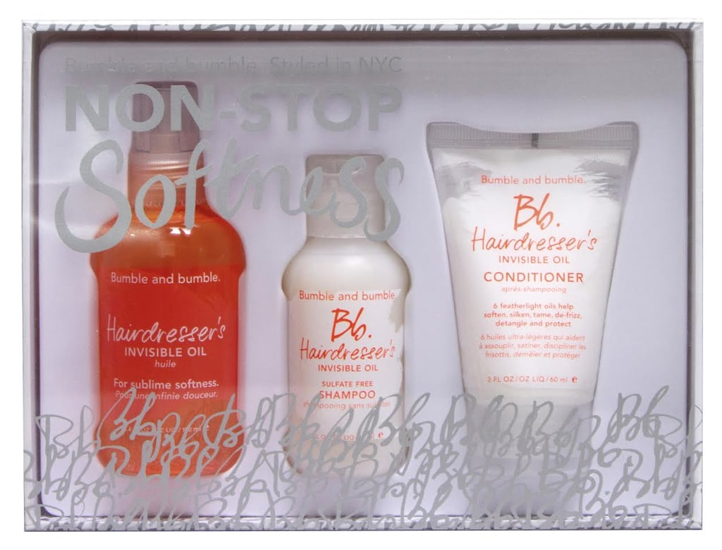 Bumble and Bumble Hairdresser's Invisible Oil Trio