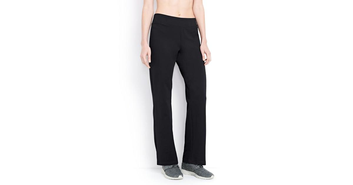 7c8301532d944 Lands' End Women's Tall Active Yoga Pant | Best Yoga Pants For Tall Women |  POPSUGAR Fitness Photo 11