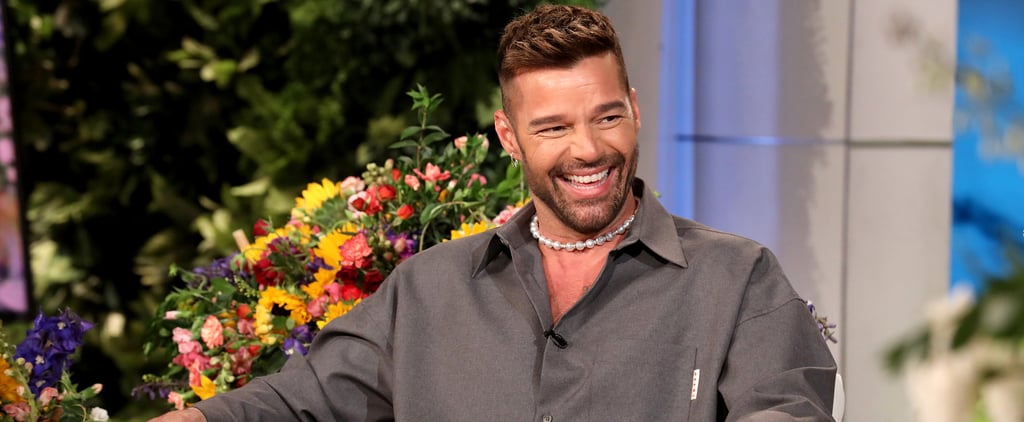 Ricky Martin Talks Parenting and CoComelon on Ellen