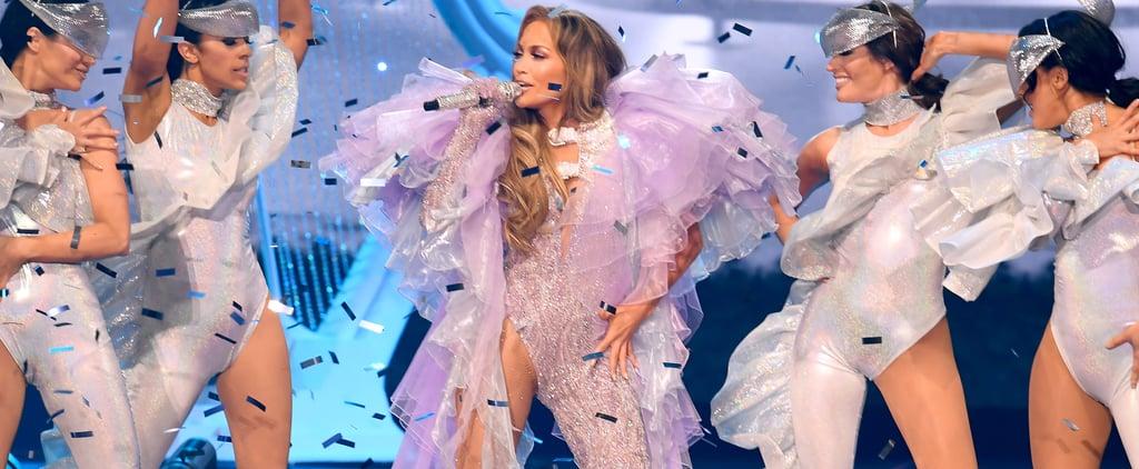 Jennifer Lopez It's My Party Tour Behind the Scenes