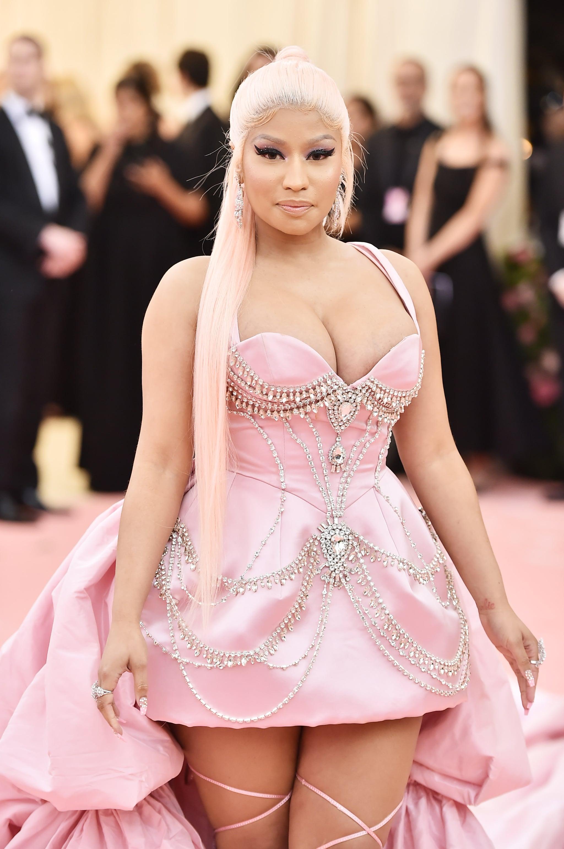 Sexy Pictures Of Nicki Minaj