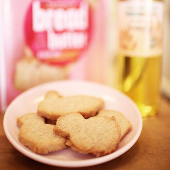 Vegan Lemon Cookies Recipe