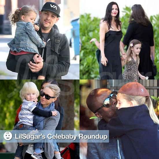 Pictures of Celebrities and Their Babies 2011-03-01 13:30:00