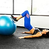 This 30-Minute Circuit is Guaranteed to Leave Your Abs and Butt Sore For Days