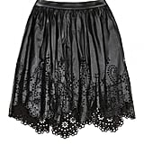 Leather skirts usually emote a tough look, but not this feminine laser-cut skirt by Chloë Sevigny for Opening Ceremony. We'd wear this with a pretty pastel blazer and ankle-strap sandals for a polished office ensemble.  Chloë Sevigny for Opening Ceremony Laser Cut Skirt ($995)