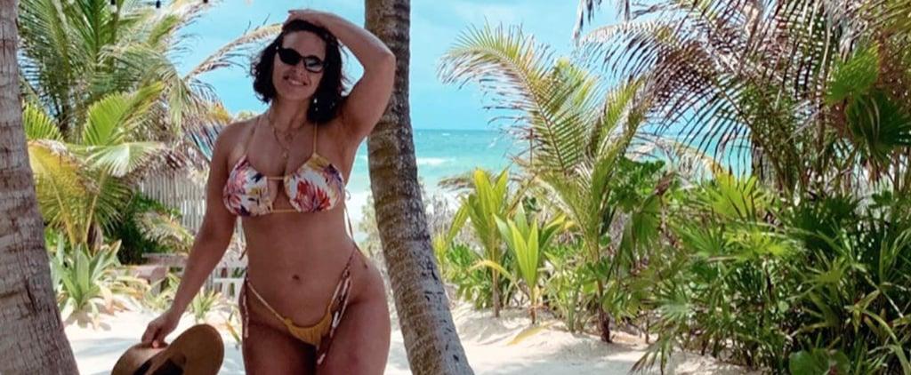 Ashley Graham Bikini in Mexico May 2019