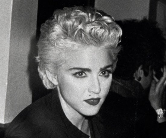 haircut for thin hair madonna hair timeline popsugar australia 1640