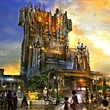 Disneyland's Tower of Terror Replaced by Guardians of Galaxy Attraction