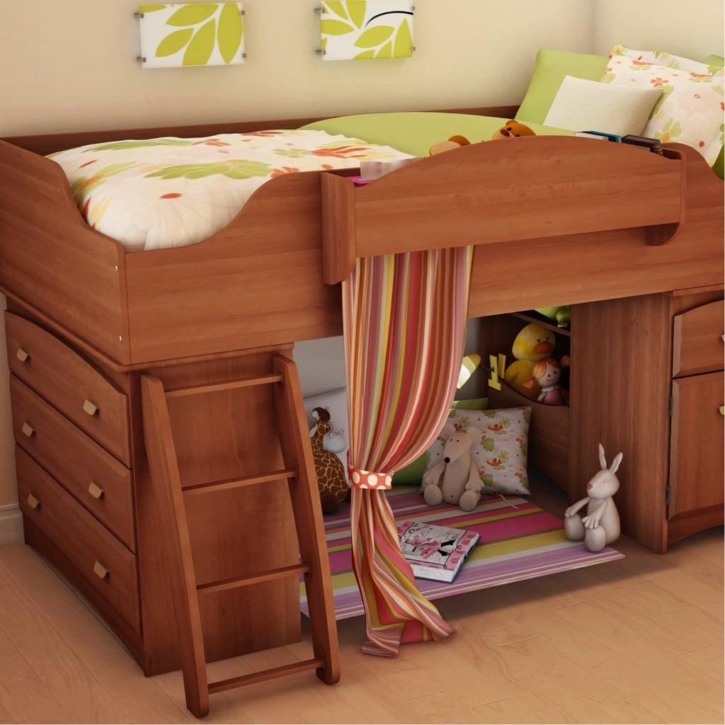 South Shore Loft Bed 600 Children S Beds With Storage