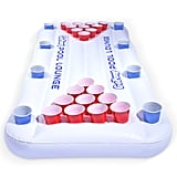 Pool Lounge, Floating Pong Table
