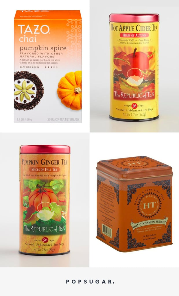 Best Fall Teas