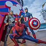 Themed Disney Cruise Line Vacations Return