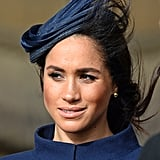 Meghan Markle Wears Lip Liner