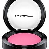 Mac in Monochrome Candy Yum Yum Collection Powder Blush in Fashion Frenzy
