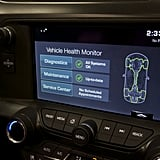 "Chevy ""Vehicle Health Monitor"""