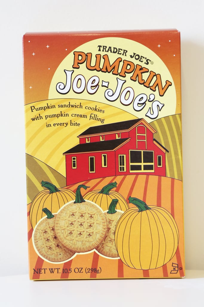 Trader Joe's Pumpkin Joe-Joe's ($3)