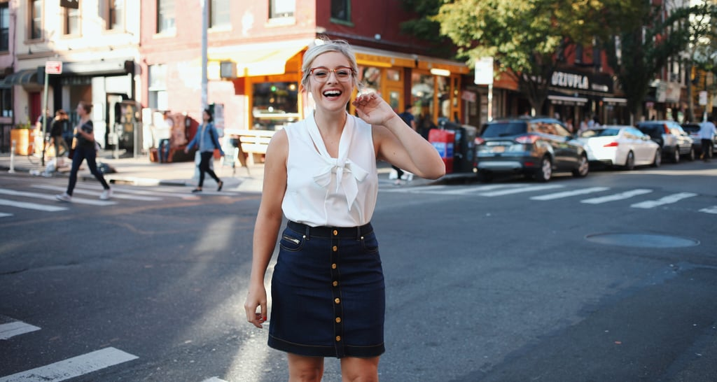 4 Petite Bloggers Totally Nailed Fall's Top Trends — and You Can Too