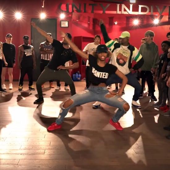"Kendrick Lamar ""Humble"" Dance Video"