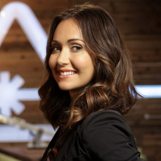 Jessica Chobot of Nerdist News