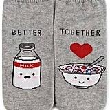 Forever 21 Better Together Ankle Socks
