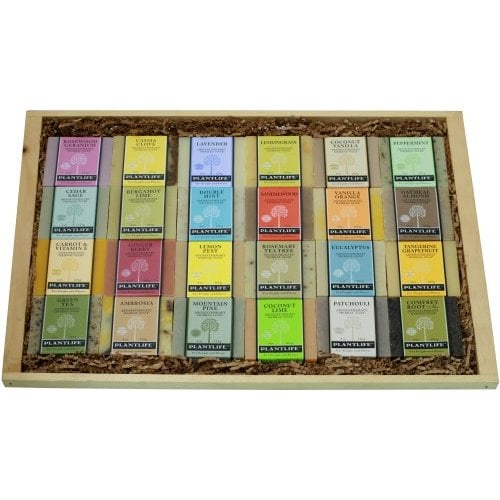 Aromatherapy Herbal Soap Gift Set ($110)