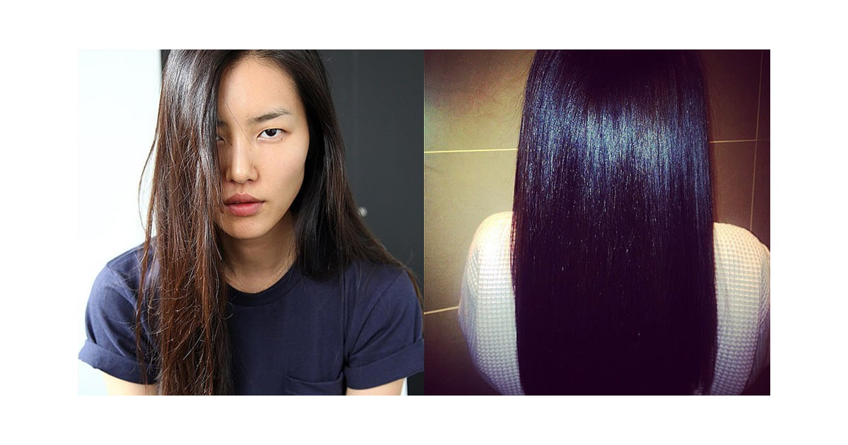Styling Asian Hair: How To Style Asian Hair