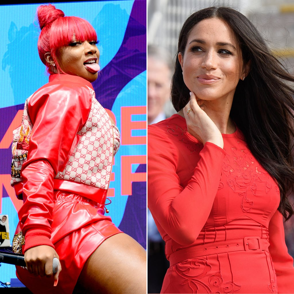 Real Hot Girl Sh*t: 24 Meghan Markle Pictures Paired With Megan Thee Stallion Lyrics