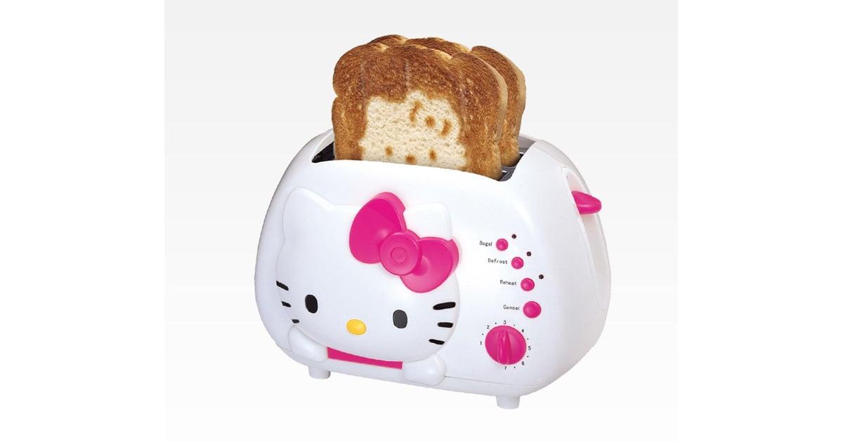 Hello kitty toaster 42 fun food gifts popsugar food for Cuisine hello kitty