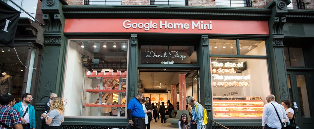 Google Is Giving Away Free Doughnuts and Google Home Minis at Pop-Up Shops Across the Country