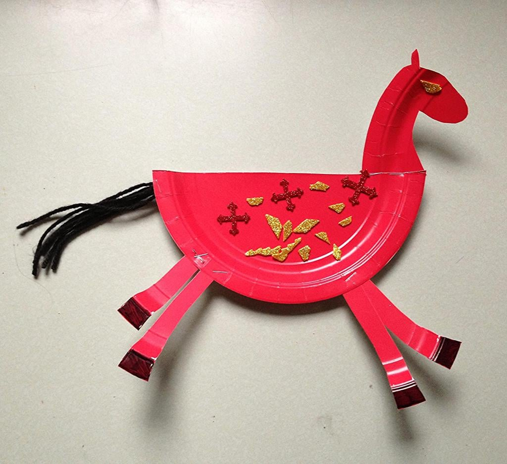 Chinese new year activities for kids popsugar moms for Horse crafts for kids