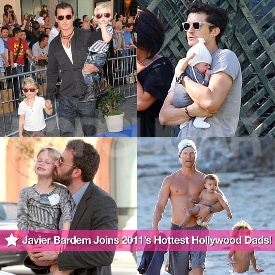 Pictures of Hot Celebrity Dads
