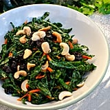 Kale and Dried Cherries