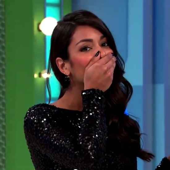 Model Accidentally Shows Right Answer on The Price Is Right