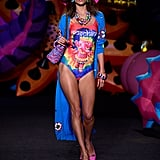 And the Colorful Swimsuits Definitely Caught Our Eye