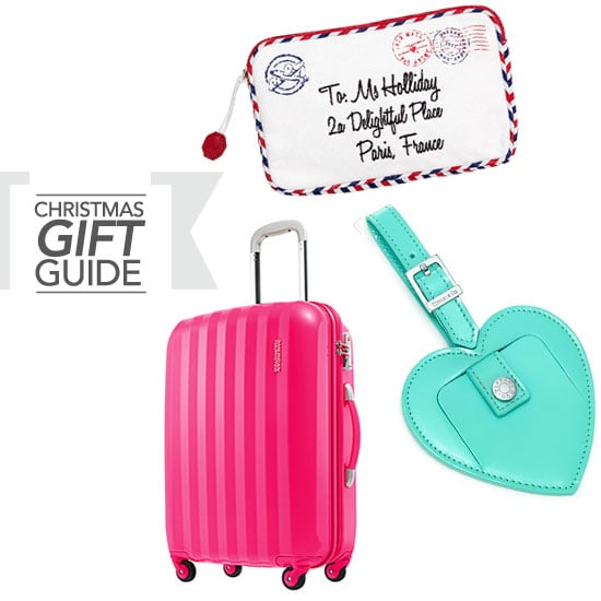 2012 Christmas Gift Guides: For the Globe Trotter