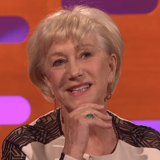 Helen Mirren Discusses Alan Rickman's Final Film