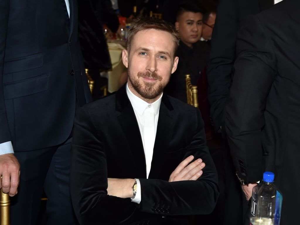 Ryan Gosling at the 2019 Critics' Choice Awards