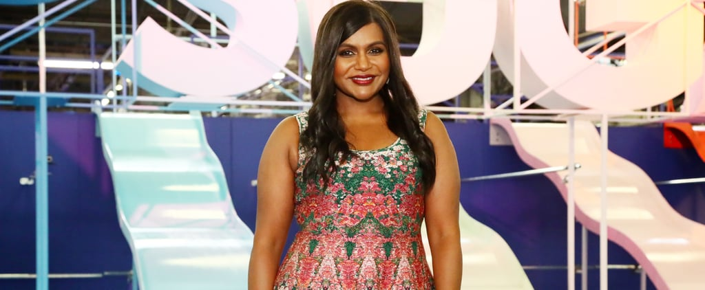 Mindy Kaling Talks About Her Ambition at POPSUGAR Playground