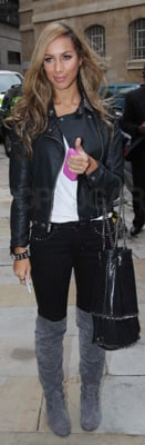 Celeb Style: Leona Lewis
