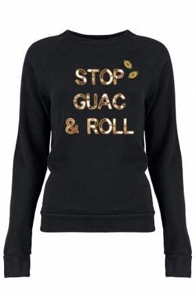 Bow & Draper Stop, Guac & Roll Sweatshirt ($65)