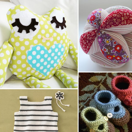 26 Awesome Diy Gifts Ideas Will Totally Impress: DIY Baby Shower Gifts