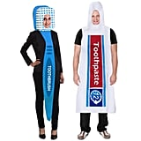 Tigerdoe Toothbrush and Toothpaste Costume